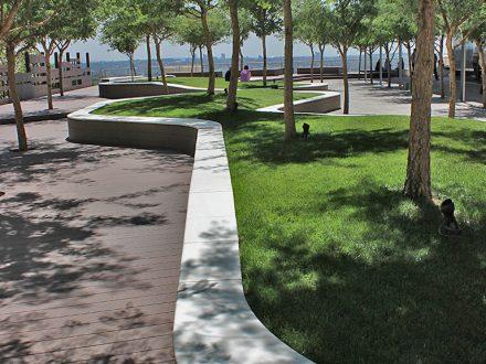 Igneous Concrete Panelling