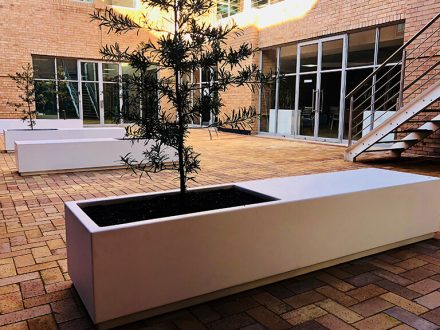 Igneous Concrete Seating and Furniture